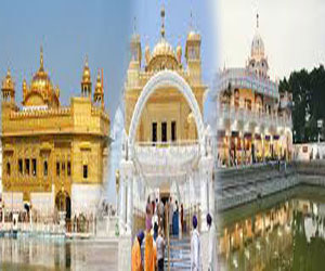 Full day  Amritsar Gurudwaras