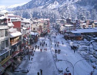 Amritsar, Dalhousie, Dharamshala,   Manali,  Shimla 12 Days Package