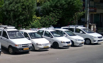 Taxi Hire in Amritsar